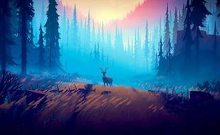 Le jeu «Among Trees», disponible en accès anticipé, propose de survivre sans trop de stress dans une forêt apaisante et poétique