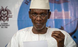 Le premier ministre malien, Choguel Kokalla Maiga.