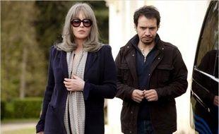 Image extraite du film «David et Madame Hansen».