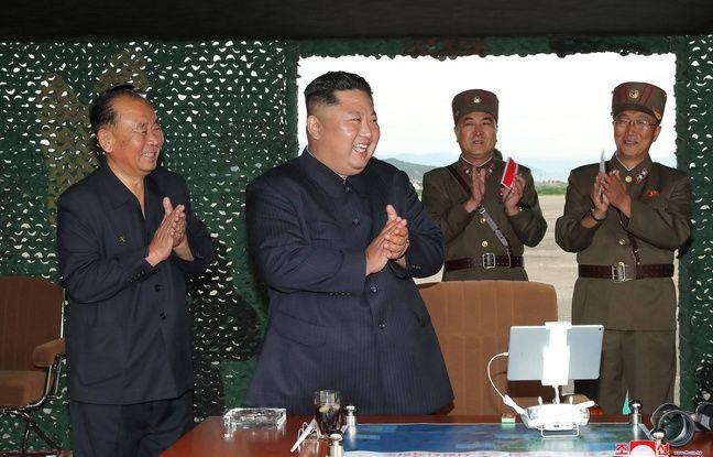 Corée du Nord: Kim Jong-un a supervisé le test d'un «lanceur de missiles multiple», selon Pyongyang