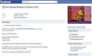 Un groupe sur Facebook en Argentine incite des élèves à sécher les cours.