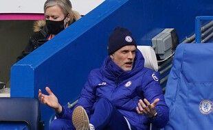 Thomas Tuchel et Chelsea ont été battus par West Brom, samedi, à Stamford Bridge.