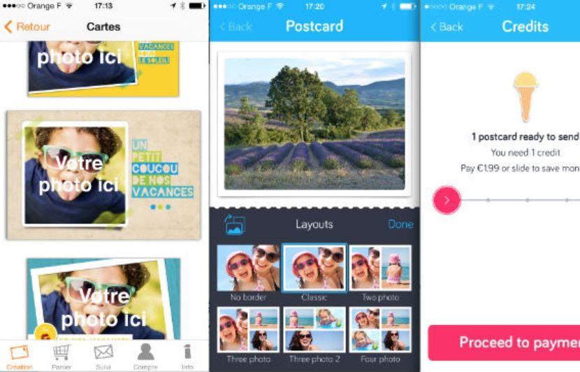 Cinq Applications Pour Envoyer Des Cartes Postales Depuis Un Smartphone