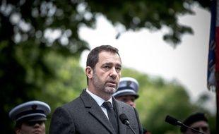 Christophe Castaner le 8 mai à Paris.