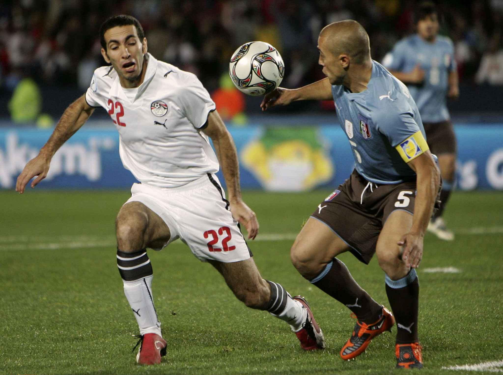 Egypte l 39 ancienne gloire mohamed aboutrika plac sur la liste des terroristes gyptiens - Coupe des confederations 2009 ...