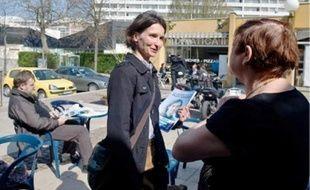 La frontiste Françoise Grolet sera au second tour des cantonales dimanche 27 mars à Metz-1.