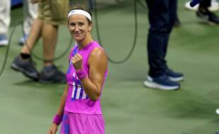 Victoria Azarenka a éliminé Serena Williams en demi-finale de l'US Open.