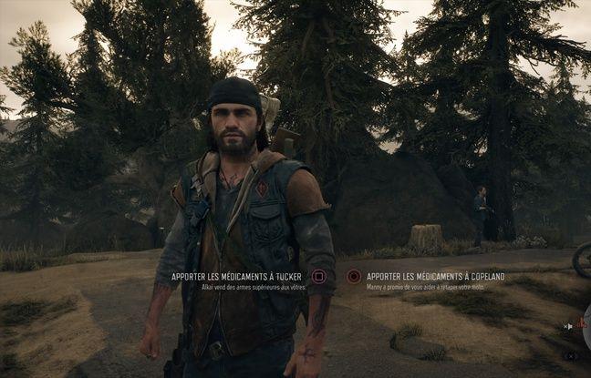 Plusieurs camps de survivants vous proposent des missions. Tous n'ont pas la même philosophie...