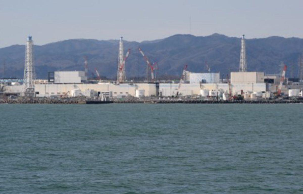 La centrale de Fukushima au Japon. – TOSHIFUMI KITAMURA / AFP