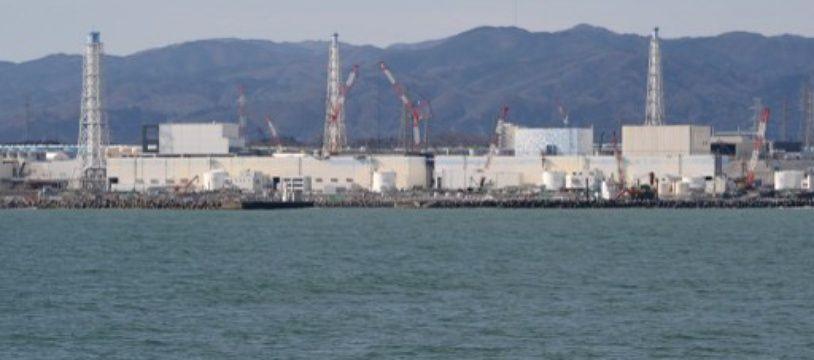 La centrale de Fukushima au Japon.