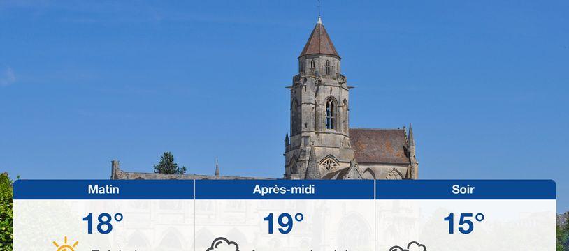 Météo Caen: Prévisions du dimanche 20 juin 2021
