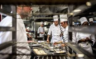 La célèbre école de gastronomie Ferrandi Paris a fêté son centenaire cette année.