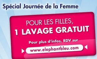 L'initiative d'Elephant Bleu pour la journée de la femme
