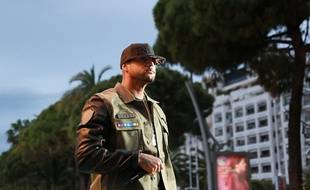 Booba à Cannes en mai 2014.