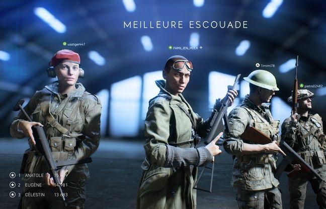 Finir dans le top 4 des joueurs de la partie reste une vraie satisfaction en temps de guerre...