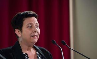 La ministre de l'Enseignement supérieur Frédérique Vidal, le 30 octobre 2017 à Paris.