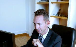 Paris, le 15 septembre 2014, Ian Brossat, adjoint chargé du logement, a reçu 20 Minutes dans son bureau à l'Hôtel-de-Ville.