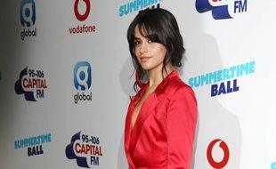 La chanteuse Camila Cabello, amoureuse...