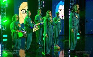 Dadhi et Gagnamagnidh, candidats de l'Islande à l'Eurovision 2020.