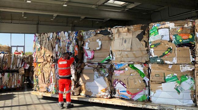 Que faire de l'énorme quantité de déchets produite sur le MIN de Nantes ?