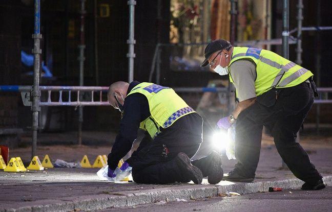 Suède: Un mort et quatre blessés dans une fusillade, la piste terroriste écartée
