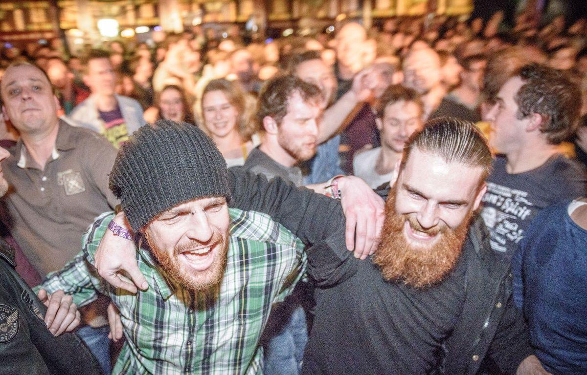 Ambiance de concert au festival Eurosonic de Groningen – sander baks