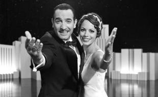 Jean Dujardin et Bérénice Bejo dans «The Artist» de Michel Hazanavicius