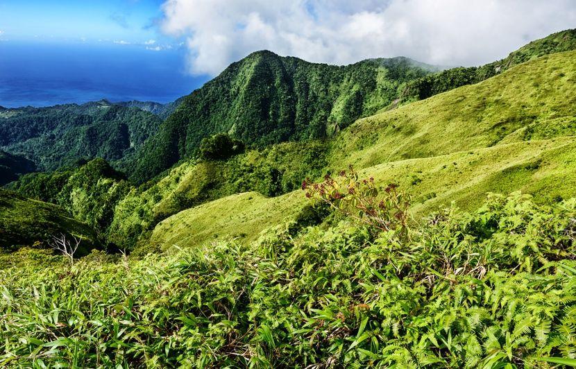 Trois destinations pour passer les vacances au pied d'un volcan