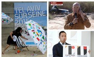 Parmi les «bad buzz» de 2015 identifiés par Visibrain ; l'opération «Tel Aviv sur Seine», le direct de Louis Bodin après le drame de «Dropped» et le plagiat du logo des JO 2020.