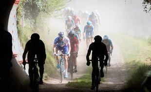 Sur les 200 kilomètres de course, les coureurs vont devoir emprunter 30 kilomètres de ribinoù.