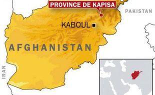 Deux journalistes français ont été enlevés en Afghanistan, jeudi 31décembre 2009.