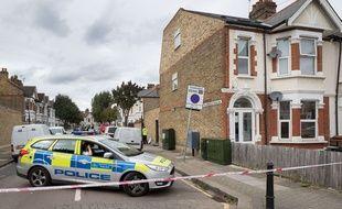 Le corps calciné de Sophie Lionnet a été retrouvé en septembre dernier dans le jardin de cette propriété du sud-ouest de Londres.