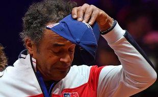 Les larmes de Noah au moment de la Marseillaise.