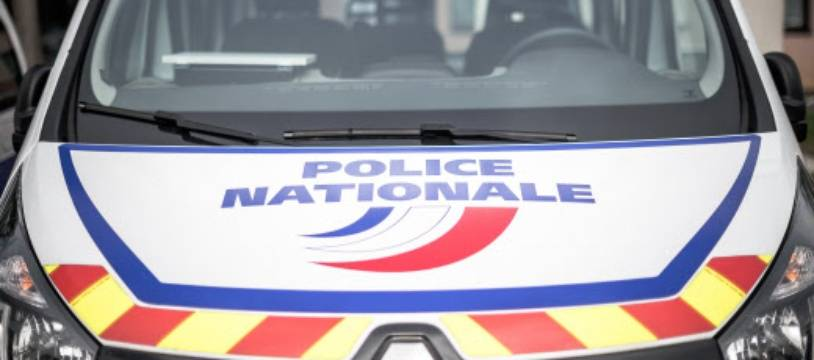 Photo d'illustration d'une voiture de police.