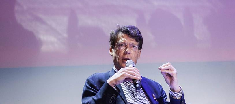 Le Dr Laurent Alexandre est l'auteur de La guerre des intelligences