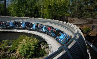 Le parc d'attractions Europa-Park recrute 400 personnes (Archives)