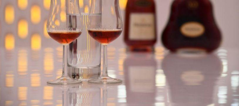 Le Cognac connaît des ventes record