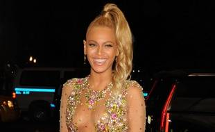 Beyoncé en mai 2015 à New York.