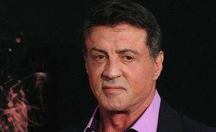 Sylvester Stallone à Los Angeles en mars 2012.