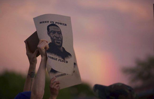 George Floyd est mort asphyxié par un policier, le 25 mai 2020 à Minneapolis