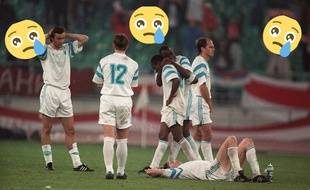 Les larmes de Bari pour l'OM