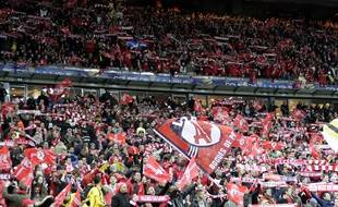 Les supporters du Losc (photo d'illustration).