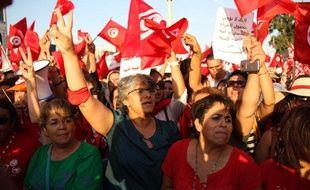 Des Tunisiennes le 13 août 2013 à Tunis.
