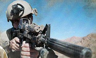 Un Navy SEAL américain.