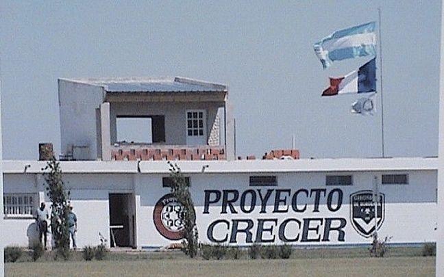 Le « Proyecto Crecer » est installé à San Francisco de Cordoba.