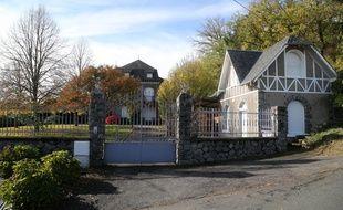 La maison à Tulle achetée par François Hollande