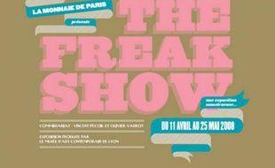 The Freak Show, une exposition monstrueuse à la Monnaie de Paris