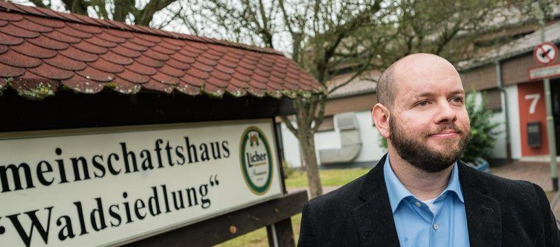 Stefan Jagsch, candidat néonazi