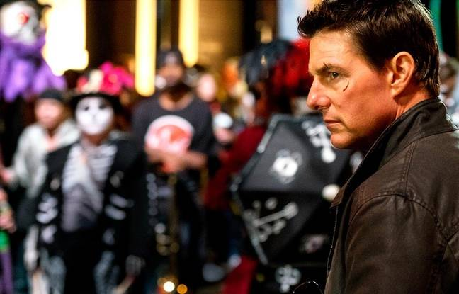Tom Cruise dans Jack Reacher: Never go back d'Edward Zwick