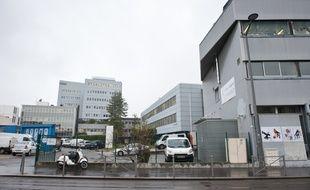 Bordeaux, 5 janvier 2012. - Institut Bergonie, centre regional de lutte contre le cancer. - Photo : Sebastien Ortola